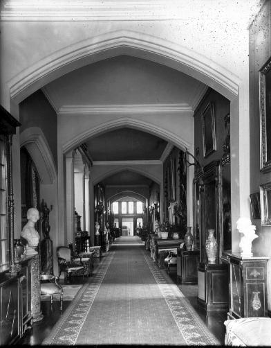 Bulstrode Corridor 1897