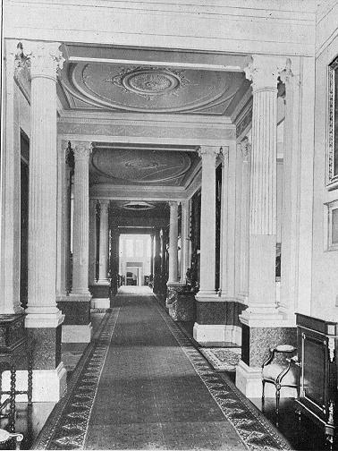 Bulstrode Corridor 1899