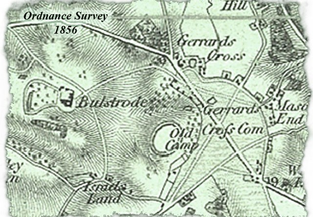 The Camp from 1856